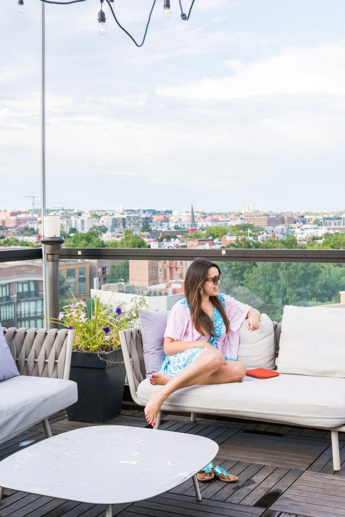 Best DC rooftops, bars in DC | Adored by Alex