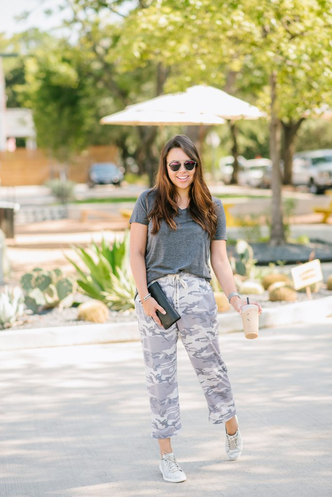 Styling camo pants