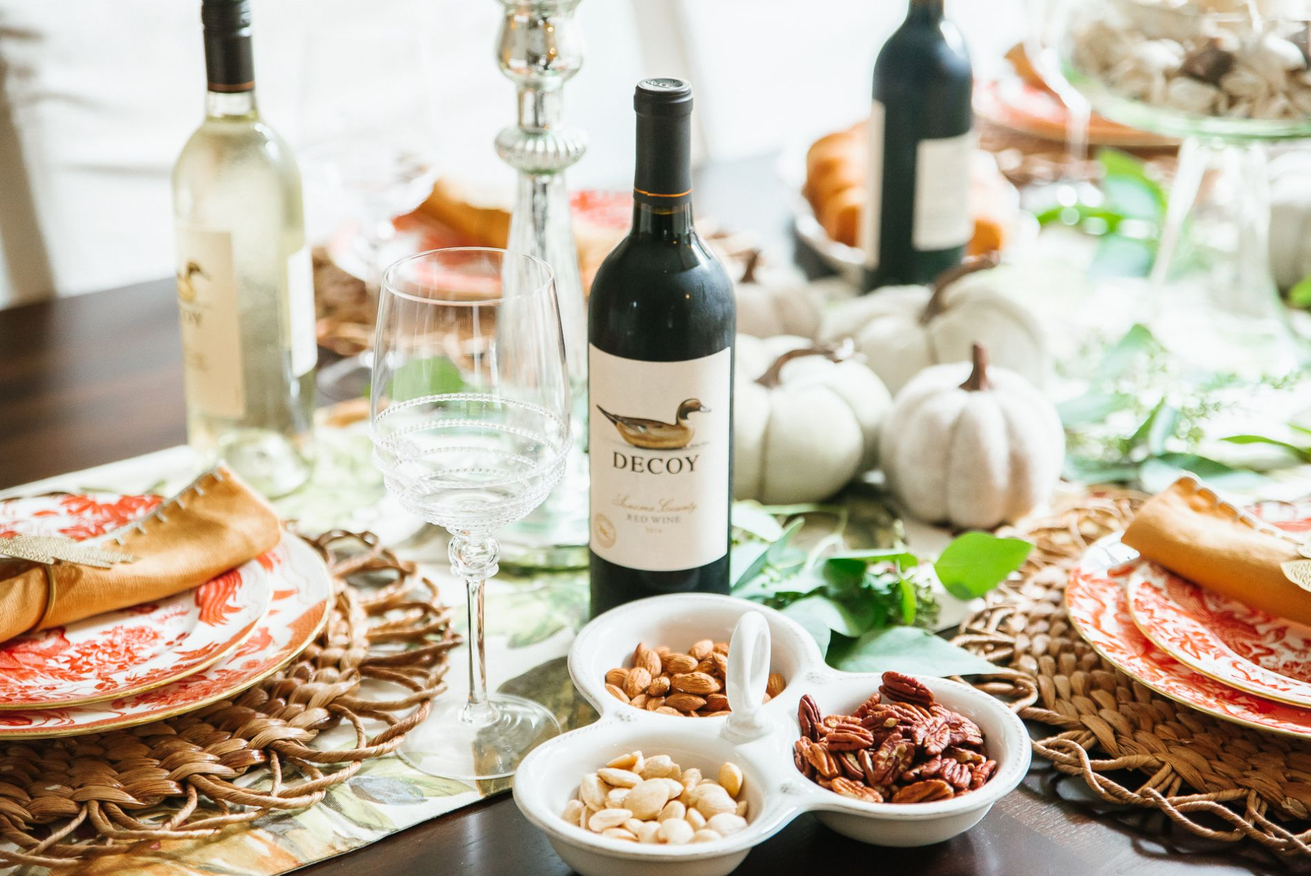 The perfect wine pairings for Thanksgiving