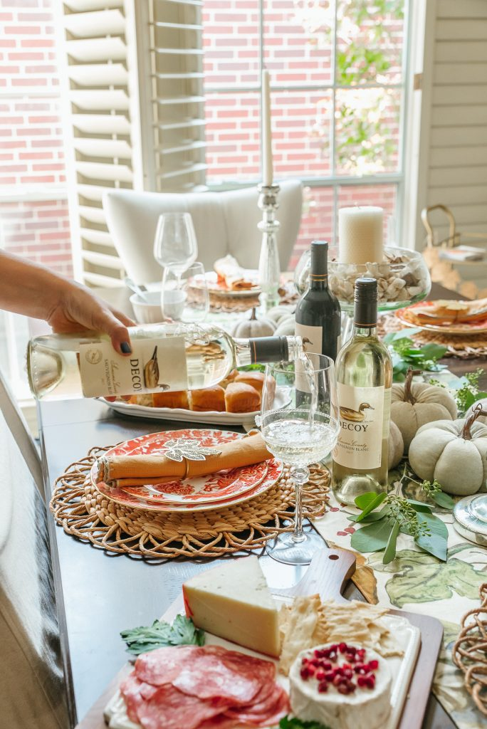 Thanksgiving dinner wine pairings, Decoy Wines