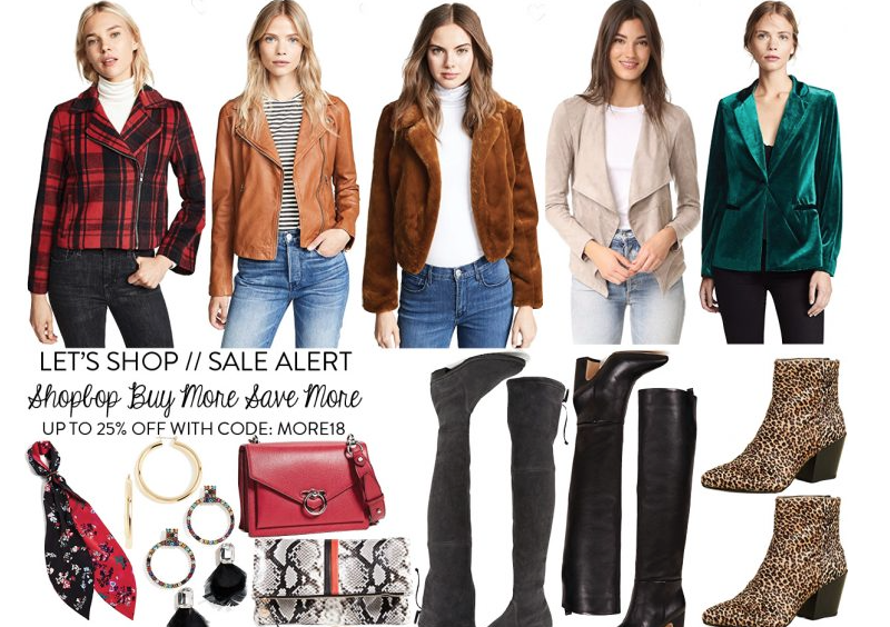 Five Must Shop Items From the Shopbop Sale