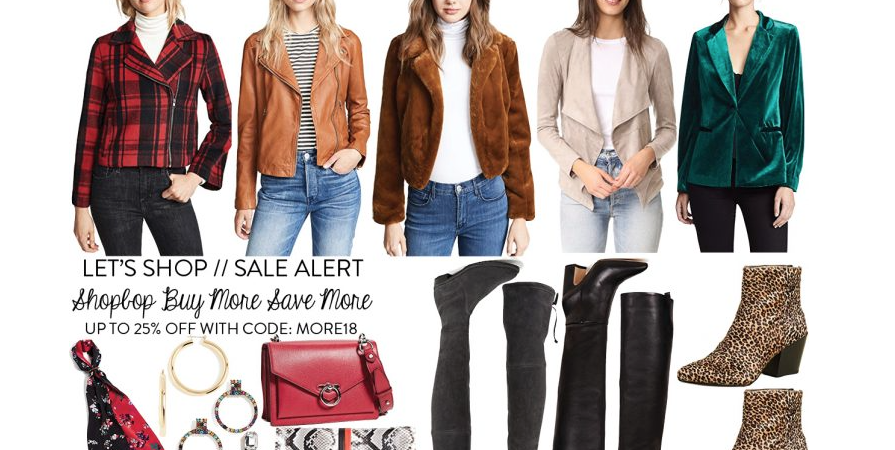 Five Must Shop Items from the Shopbop Sale | Adored by Alex