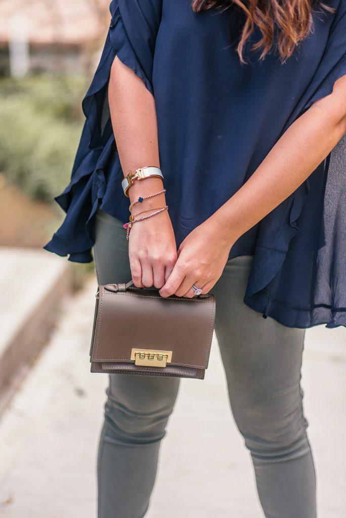 mini handbag trend, Hermes clic clac bracelet