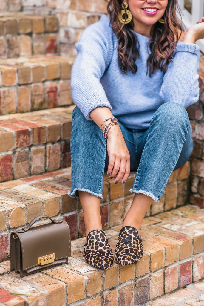 leopard print slide loafers, must-have leopard shoes