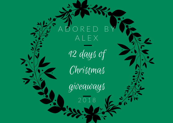 Day 2: Adored by Alex Christmas Giveaways {2018}