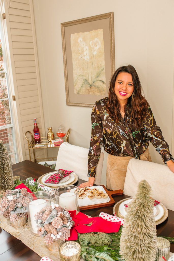 Hostessing for the holidays at home