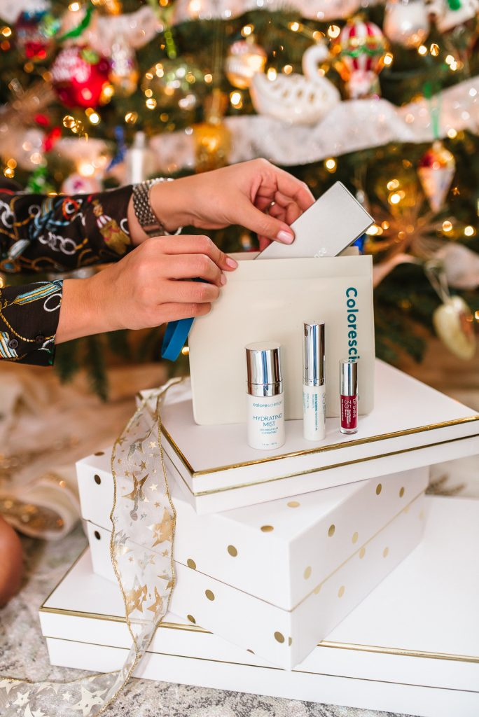Colorescience limited edition skincare set