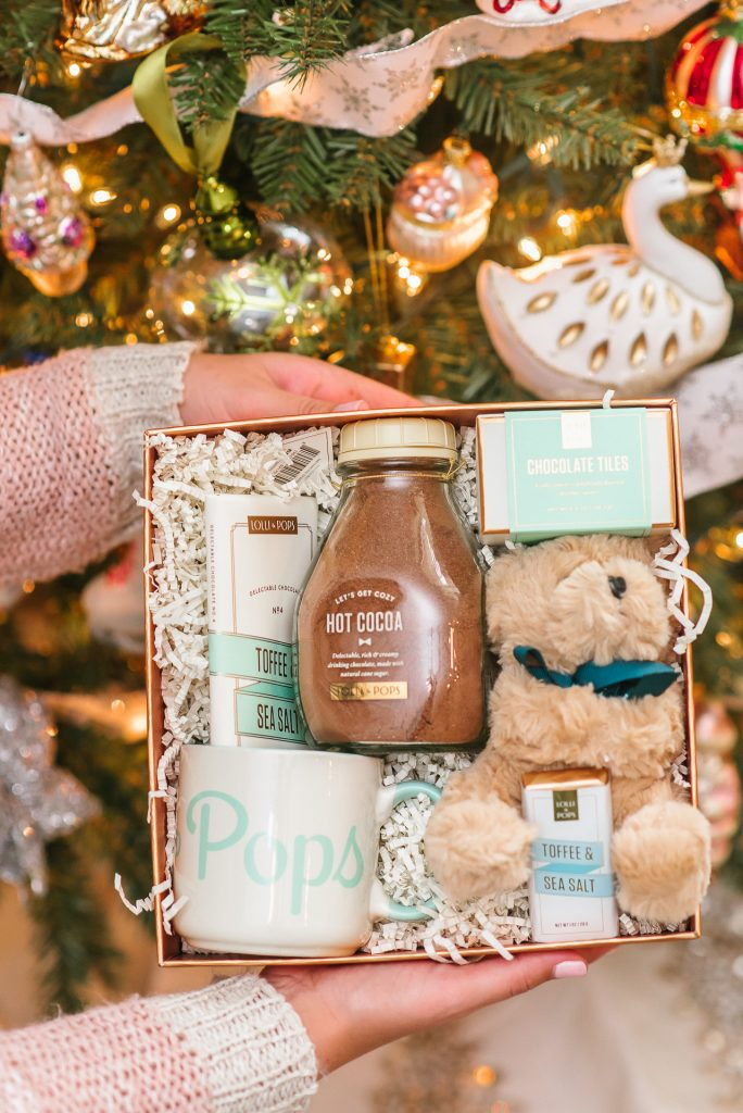 Lolli & Pops Perfect Cup of Cocoa gift box