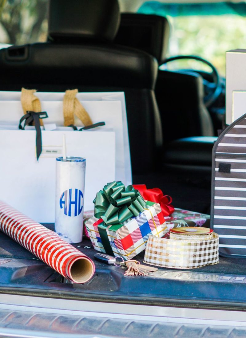 Three Tips to Staying Organized during the Holidays
