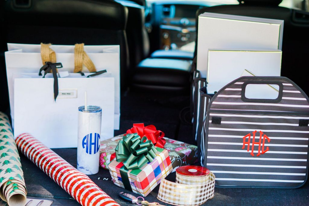 Staying organized in the car with Marley Lilly