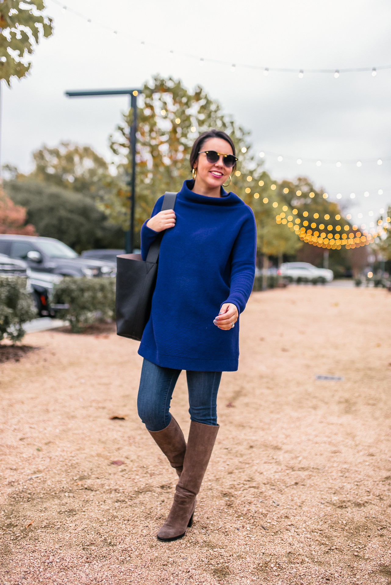 Easy winter style ideas, oversized sweaters