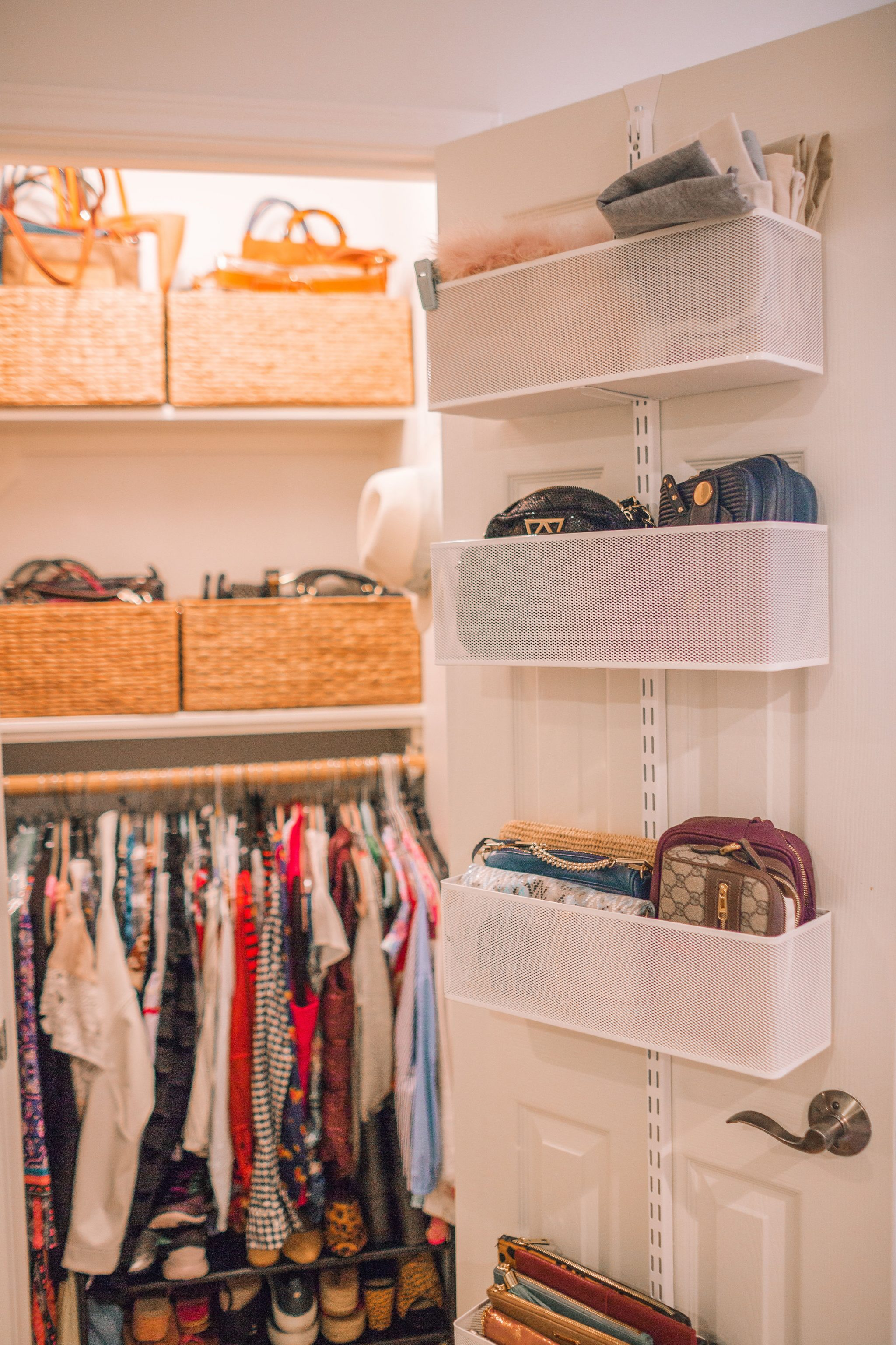 closet organization process, Eco Modern Concierge Houston | Adored by Alex