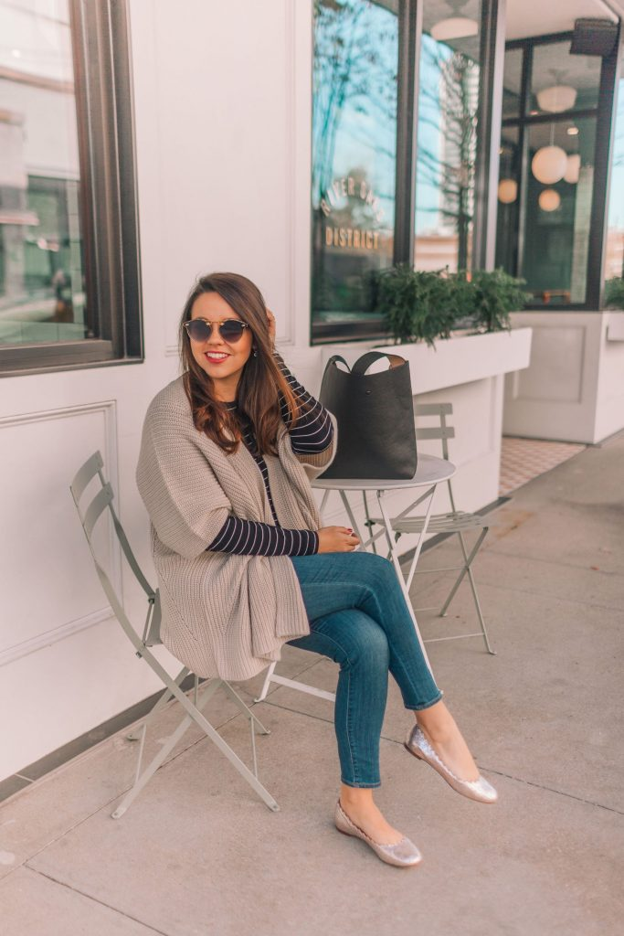 Layered winter outfit ideas | Adored by Alex