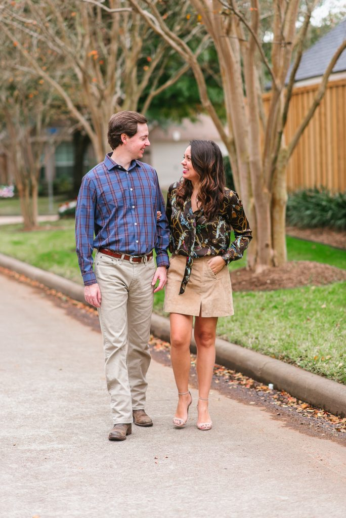 Anniversary photo outfit ideas | Adored by Alex