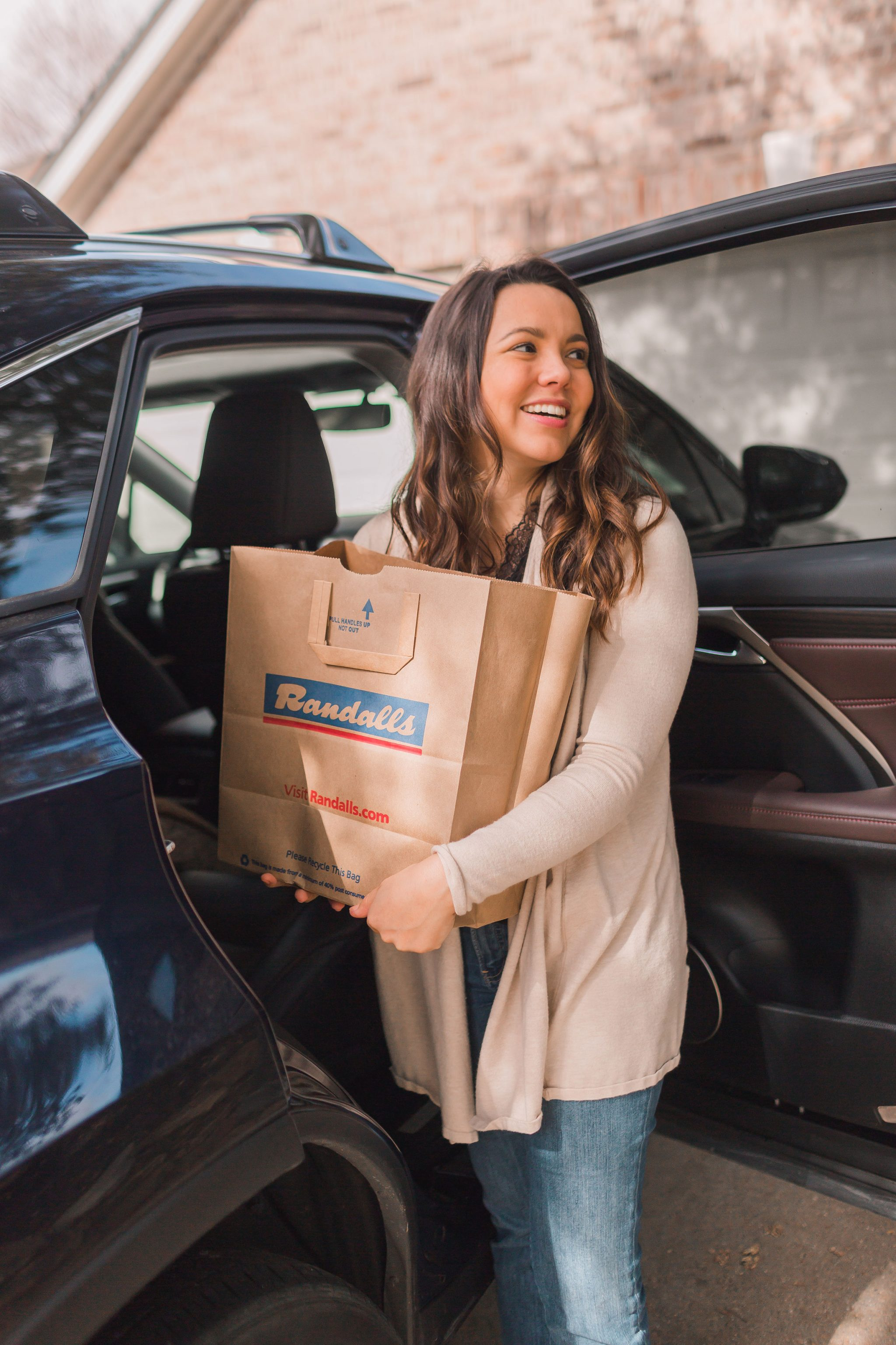 Easy grocery store shopping at Randalls | Adored by Alex