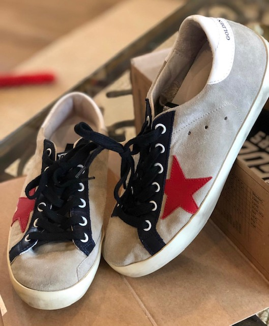 Golden Goose sneakers, Repeat Couture Houston | Adored by Alex