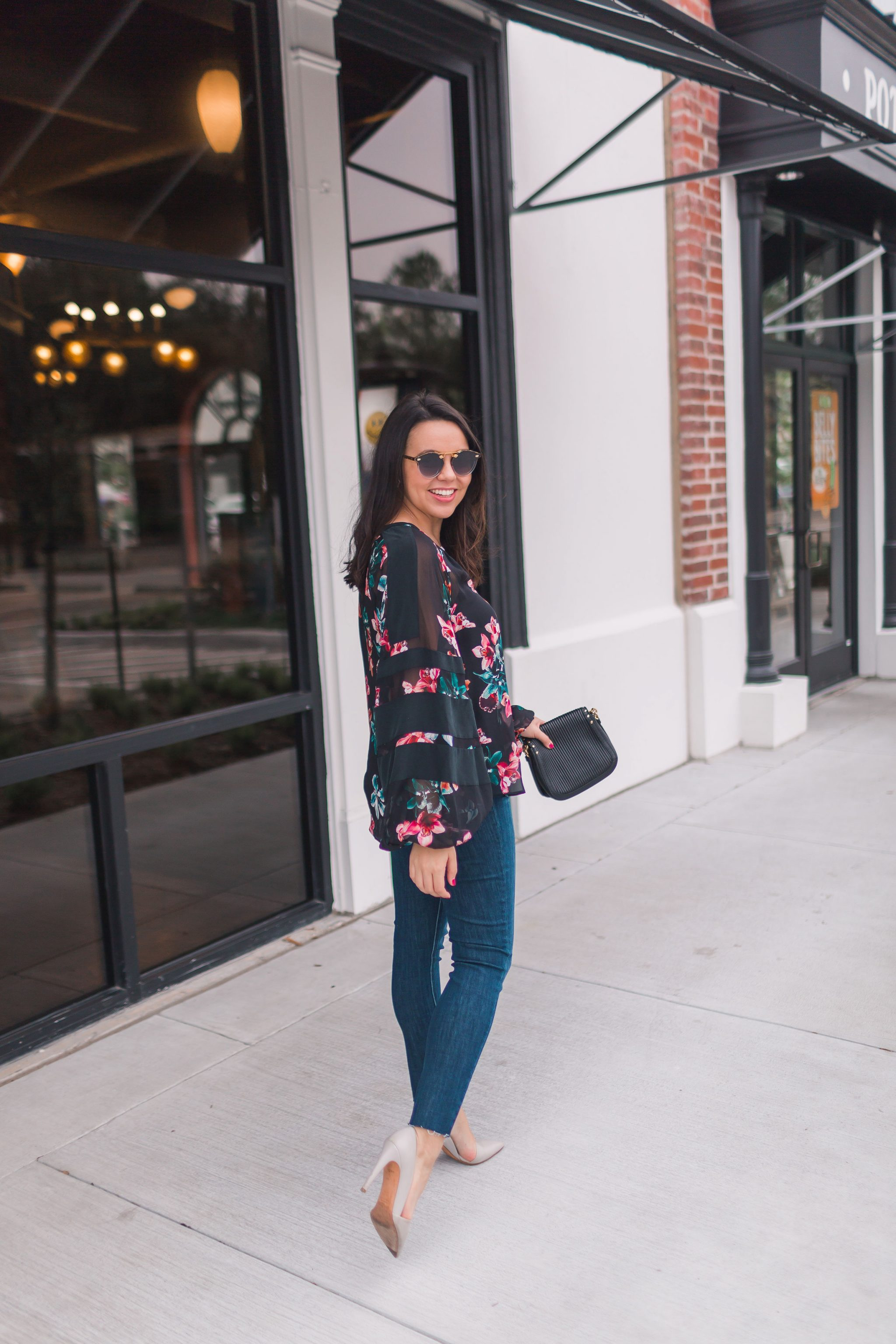 winter to spring date night outfit ideas