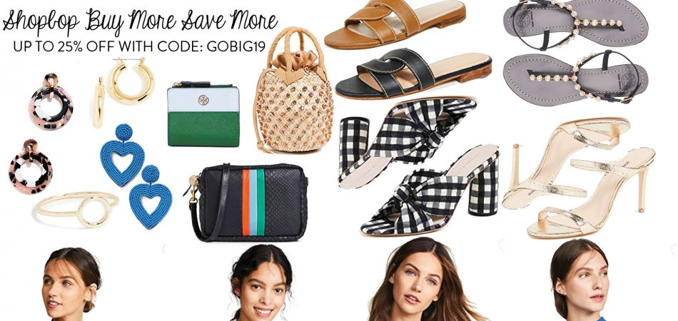 Shopbop buy more, save more event 2019 | Adored by Alex