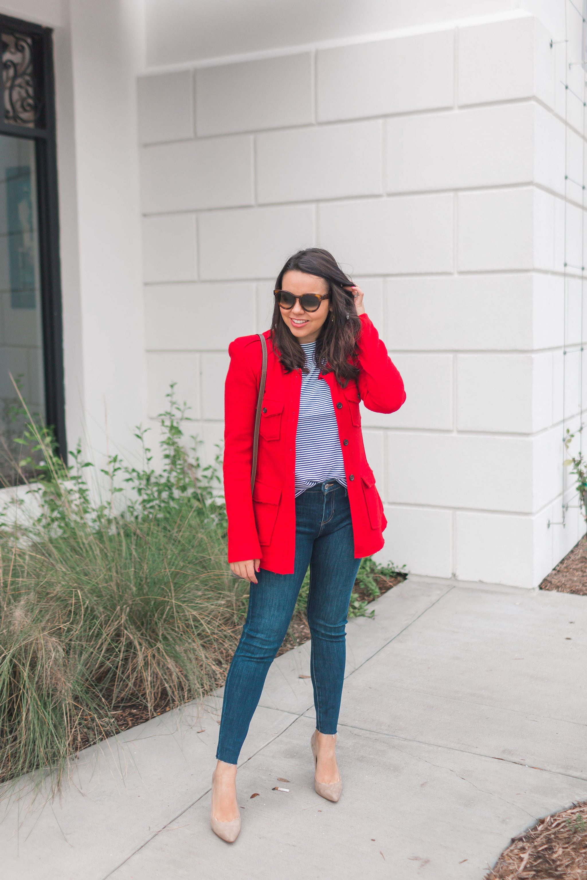 French style inspiration, outfit ideas | Adored by Alex