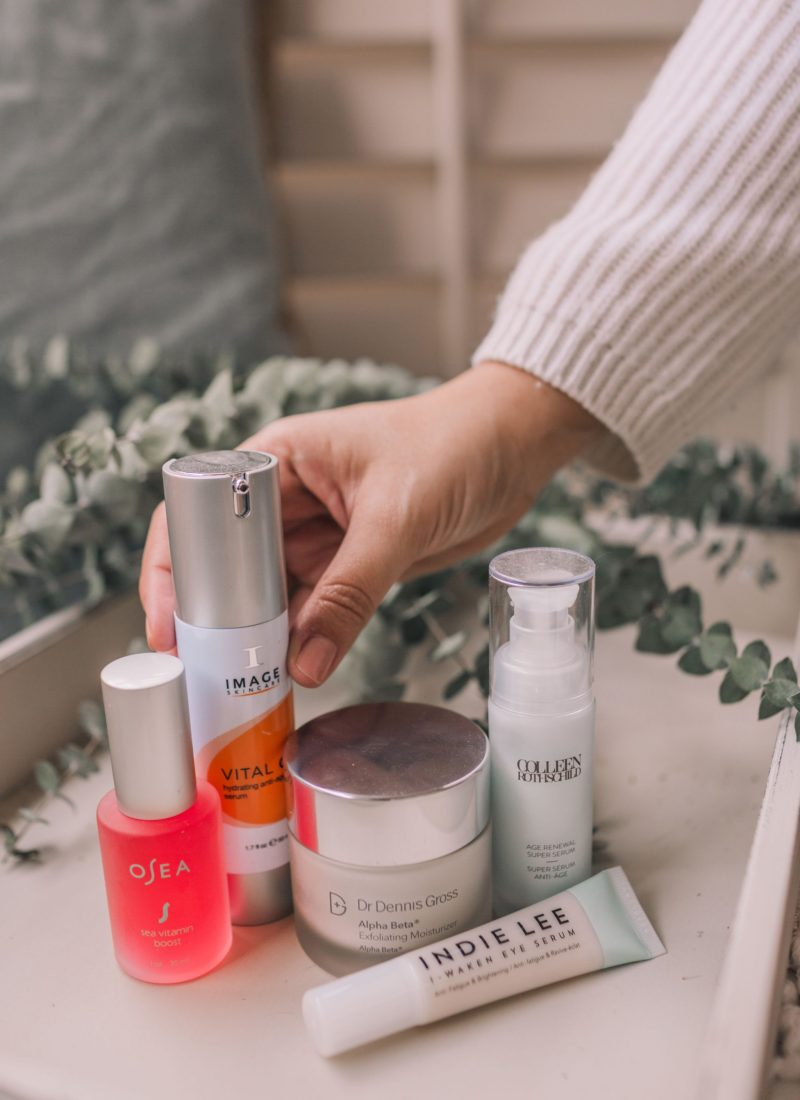 Late Winter Skincare Routine