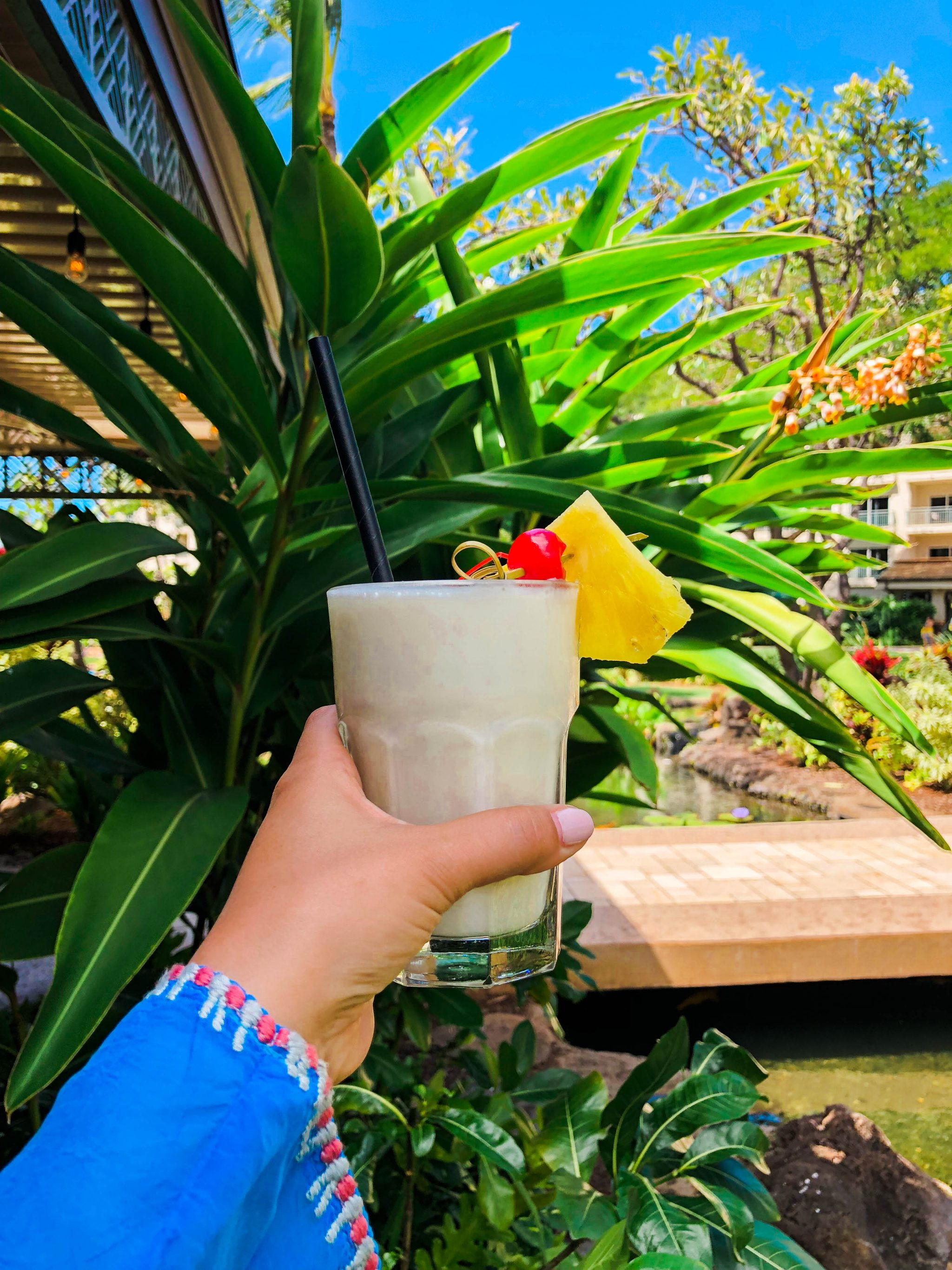 Best tropical drinks in Maui | Adored by Alex