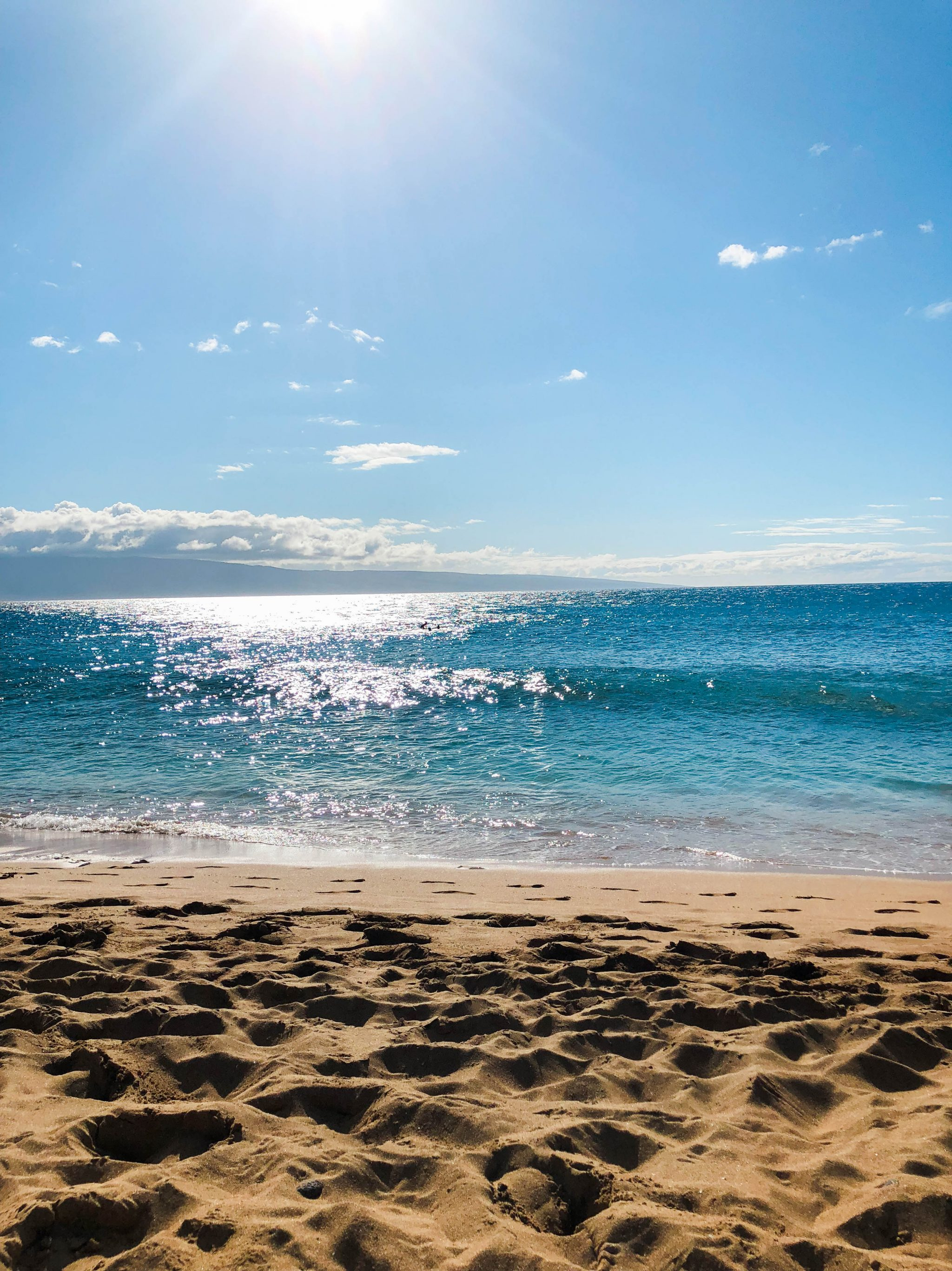 Kaanapali Beach Maui, Hawaii | Adored by Alex