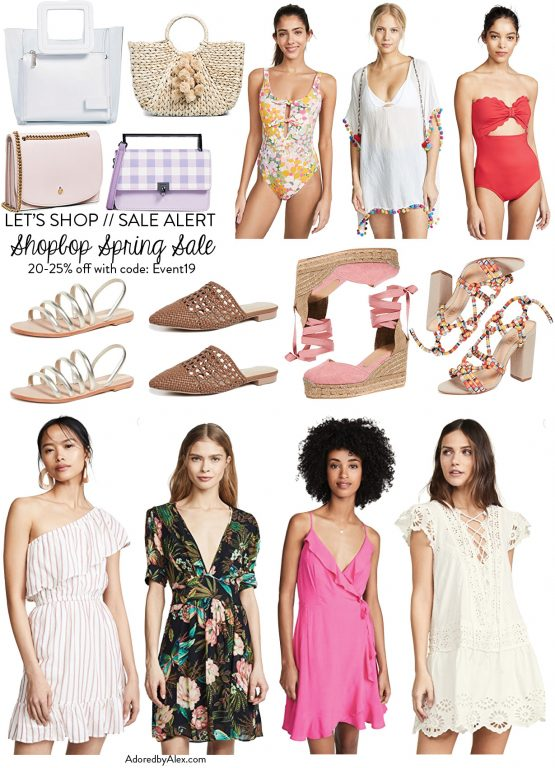 Shopbop Spring Sale 2019 Picks Under $200 | Adored by Alex
