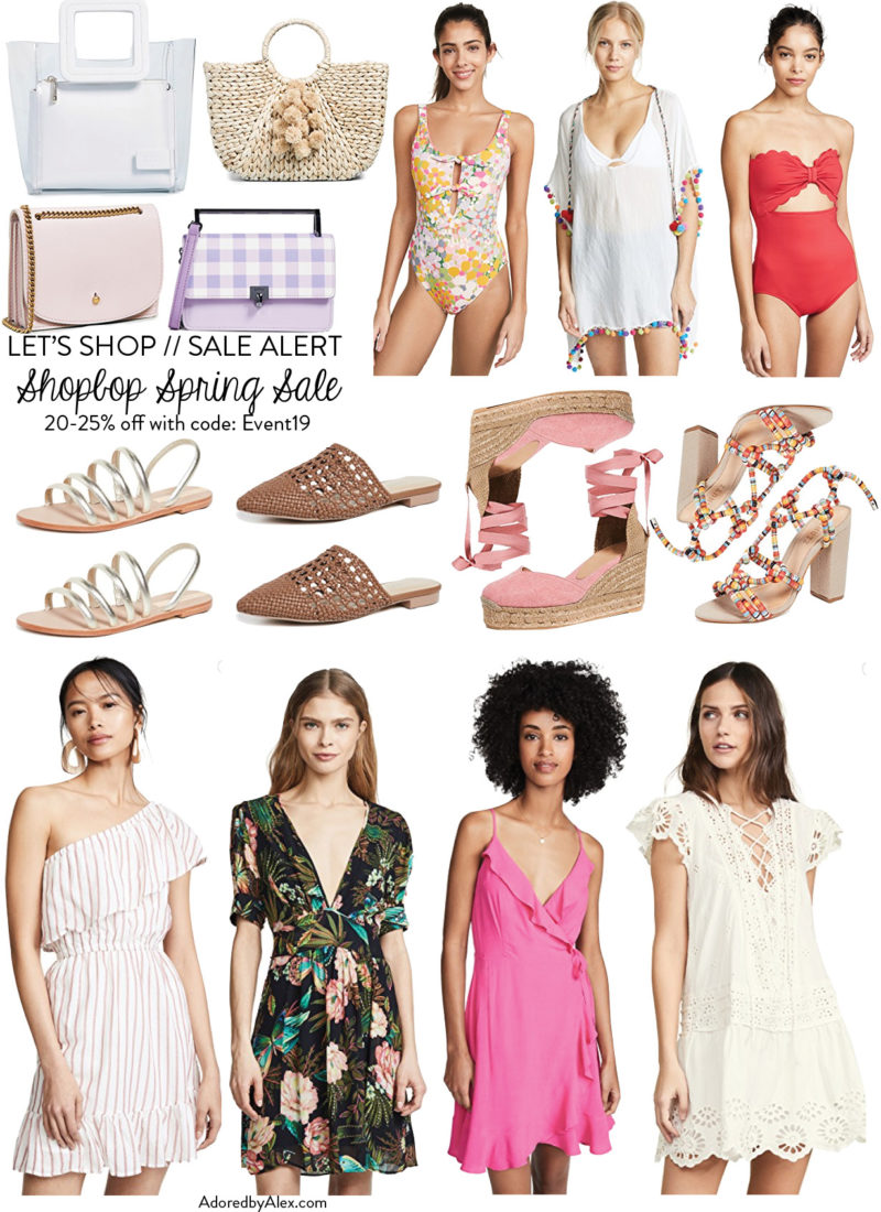Let's Shop: Shopbop Spring Sale Picks Under $200
