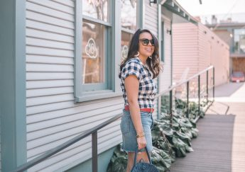how to wear gingham outfit ideas