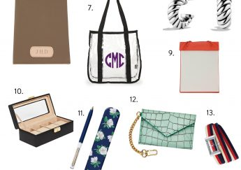 17 gift ideas for the graduate | Adored by Alex