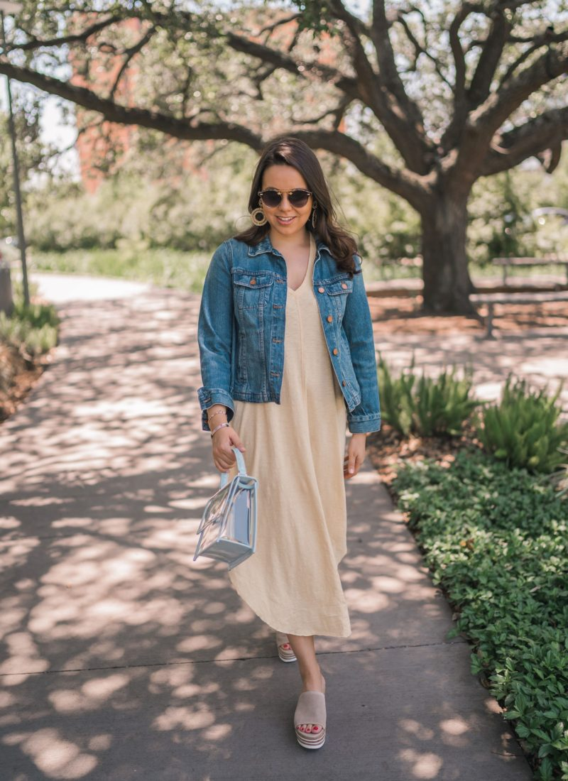 Budget-Friendly Summer Midi Dress
