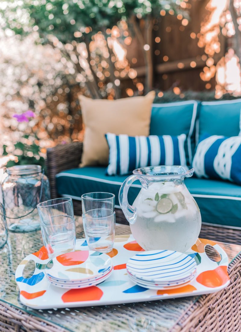 Patio Refresh Fit for Summer Entertaining