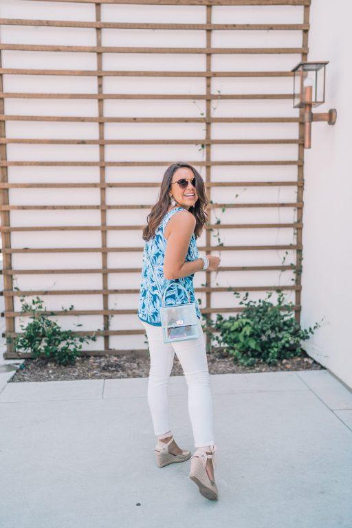 Neely & Chloe PVC Lady Bag