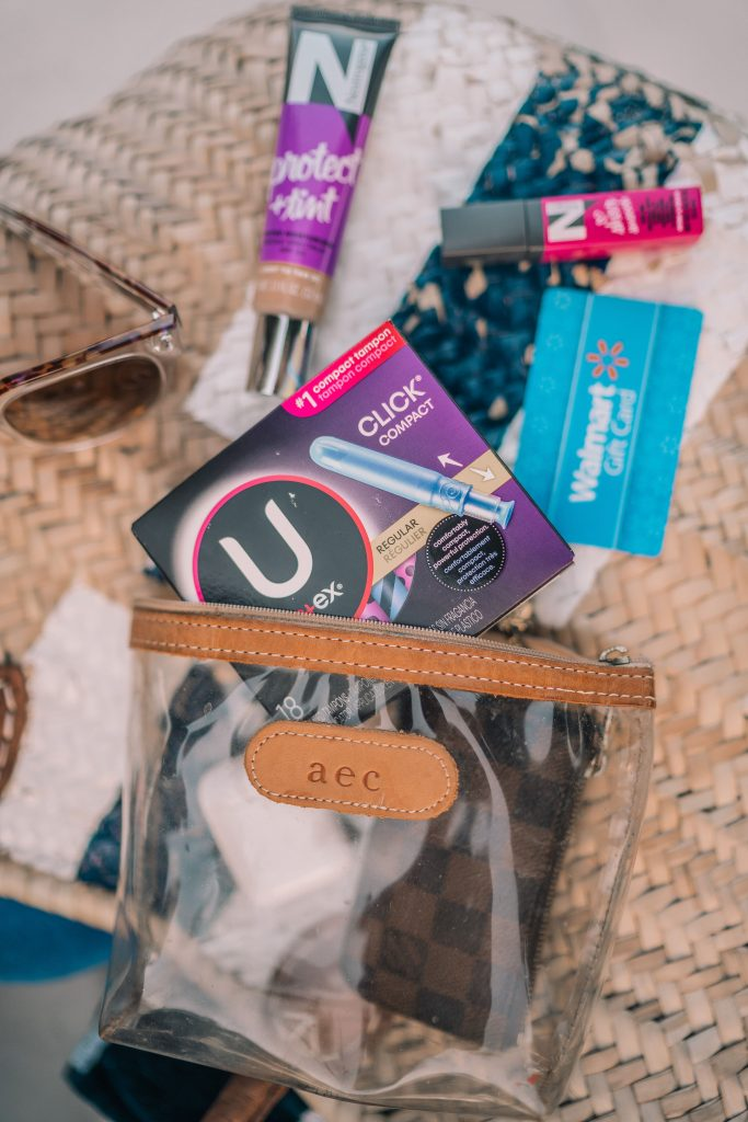 U by Kotex and Neutrogena Beauty for summer at Walmart