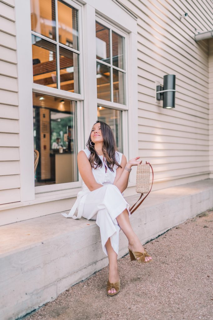 Elevated style in Pearl by Lela Rose