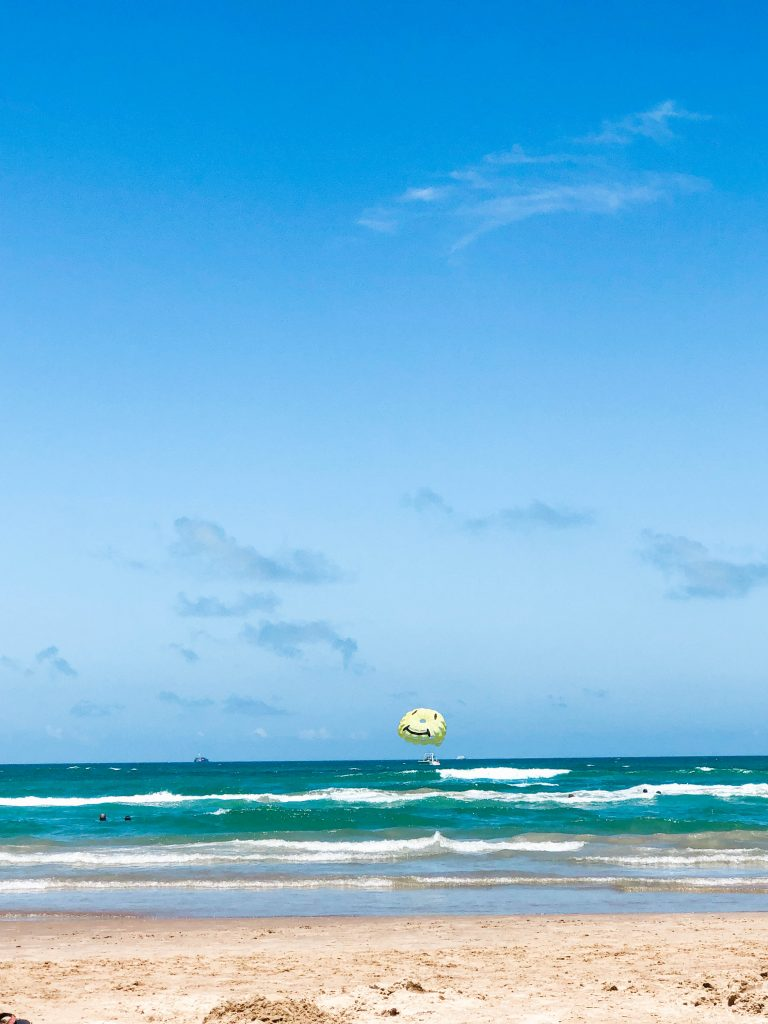 Texas coast and beaches, SPI