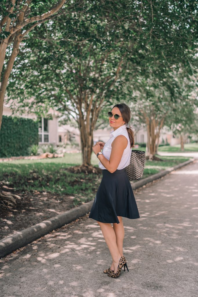 Great basics for everyday workwear outfits