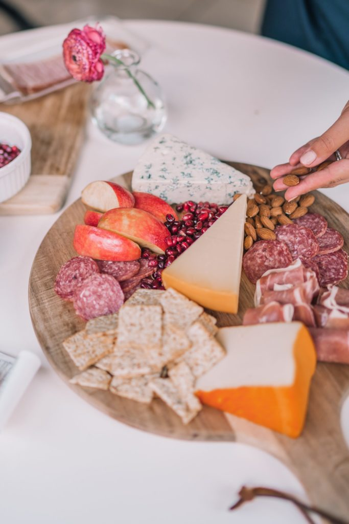 DIY Trader Joe's charcuterie board | Adored by Alex