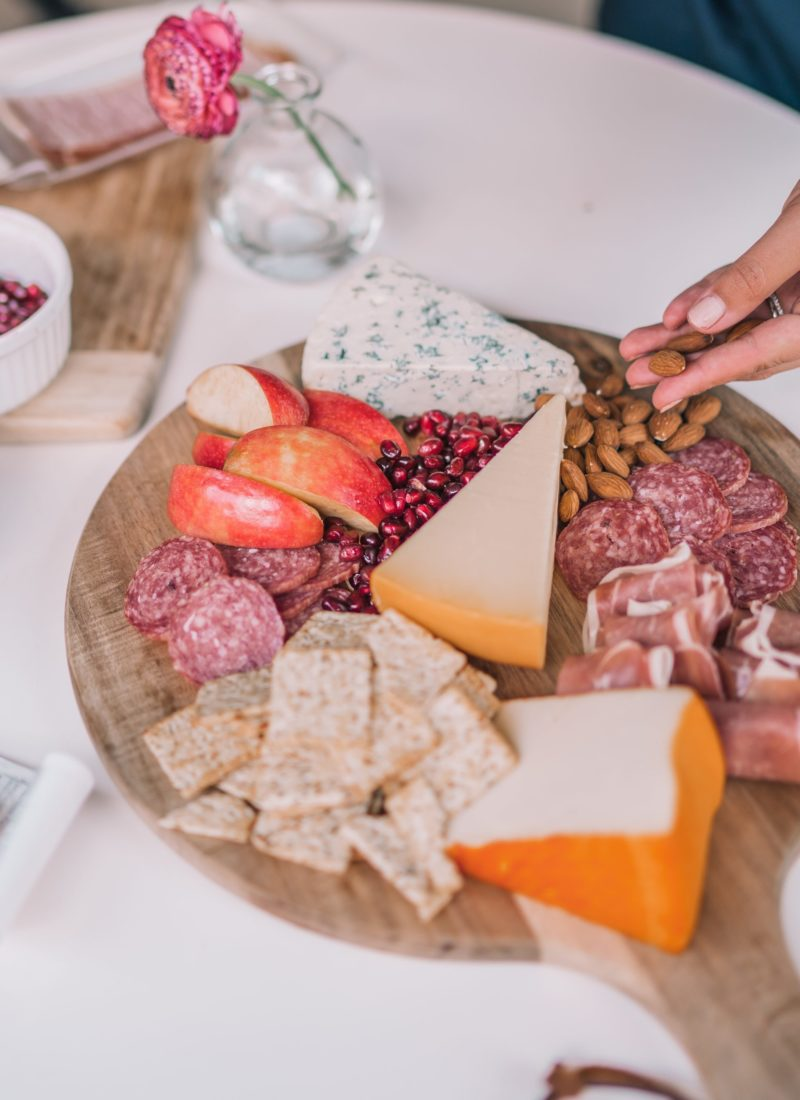 DIY Trader Joe's Charcuterie Board