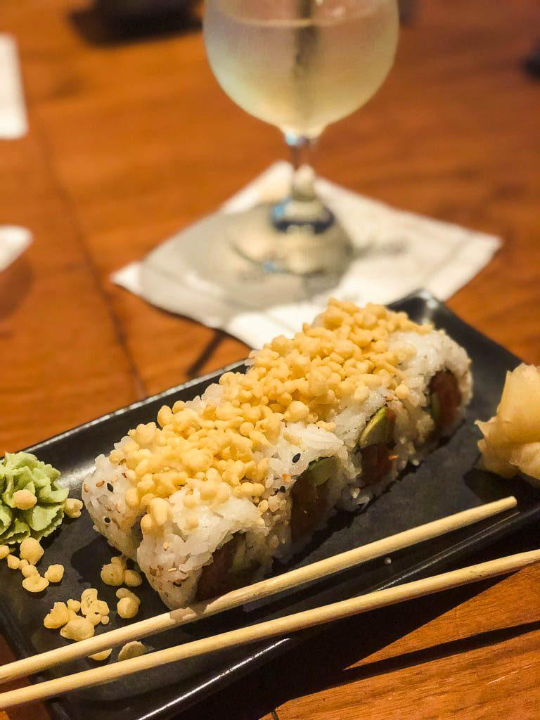 Destin, Florida sushi spots
