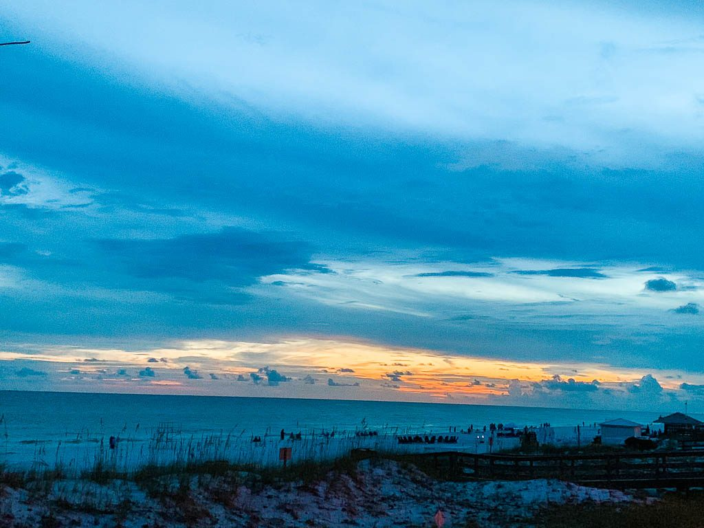 South Walton Florida sunsets