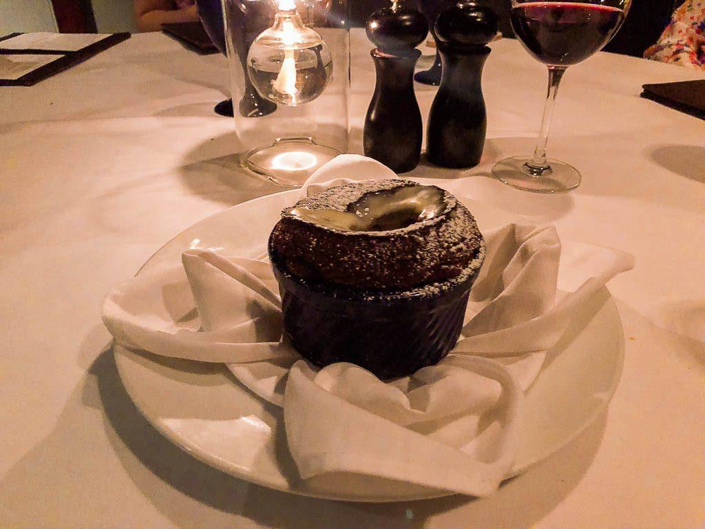 Seagar's fine dining experience Hilton Sandestin resort