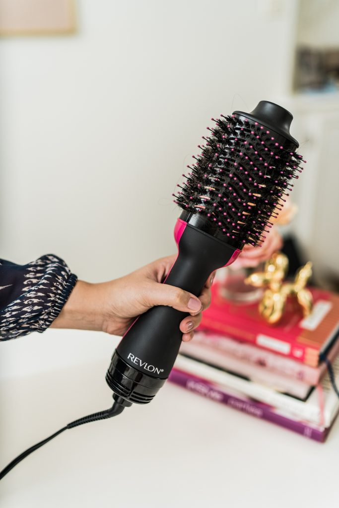 Revlon One-Step hair dryer review | Adored by Alex