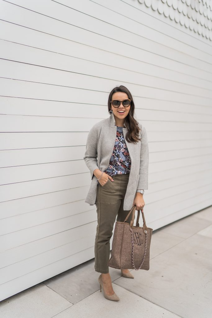 Budget-friendly fall and winter office outfit ideas