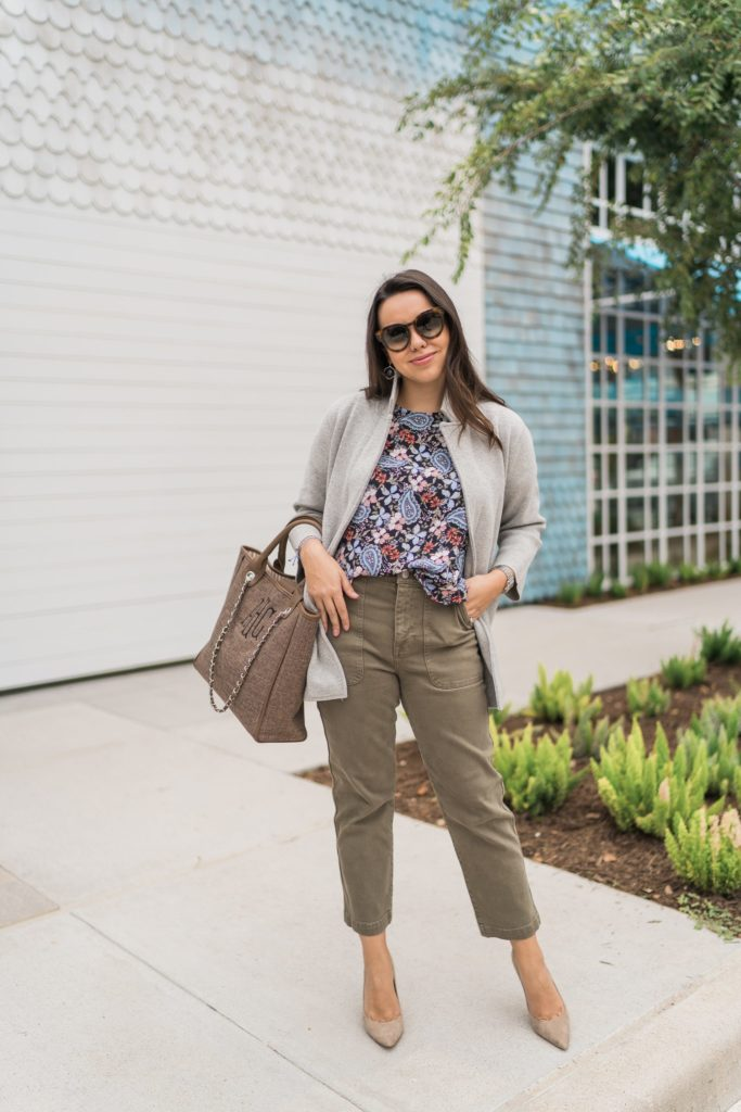 Fall outfit ideas perfect for the working girl