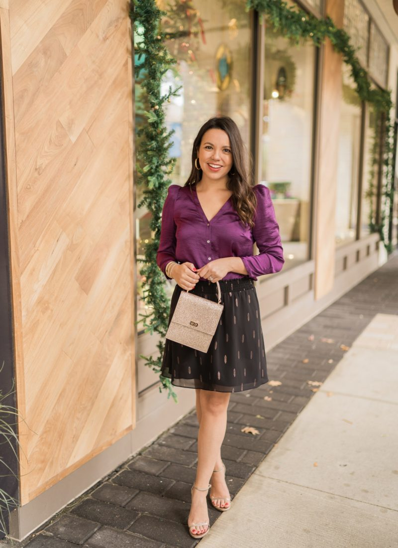 2 Holiday Style Outfit Ideas