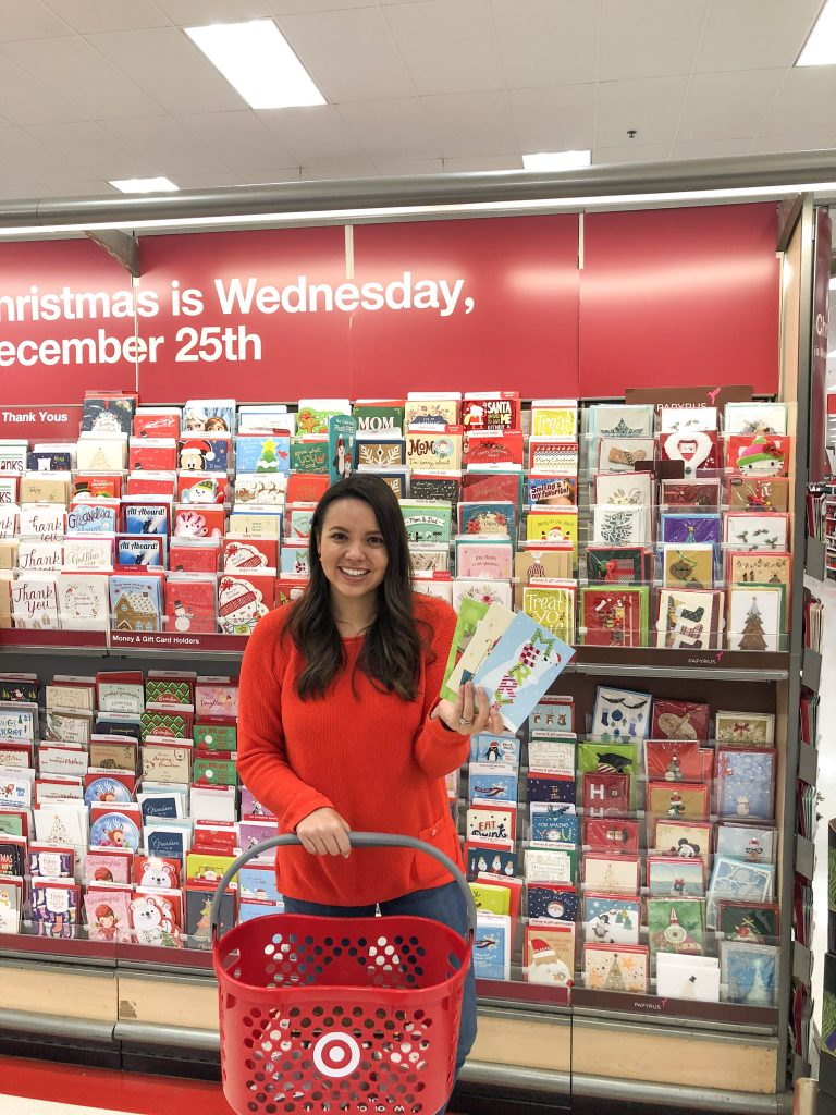 Best holiday and Christmas cards selection at Target