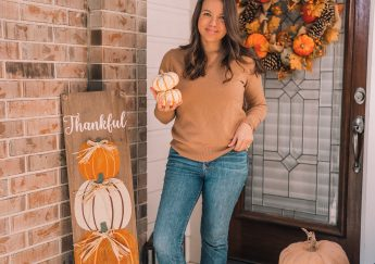 Fall porch decor inspiration