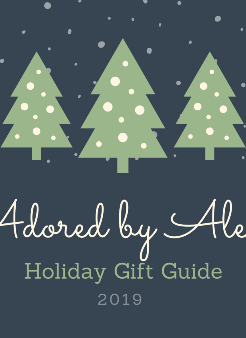 Holiday Gift Guide 2019 // Last Minute Gift Ideas