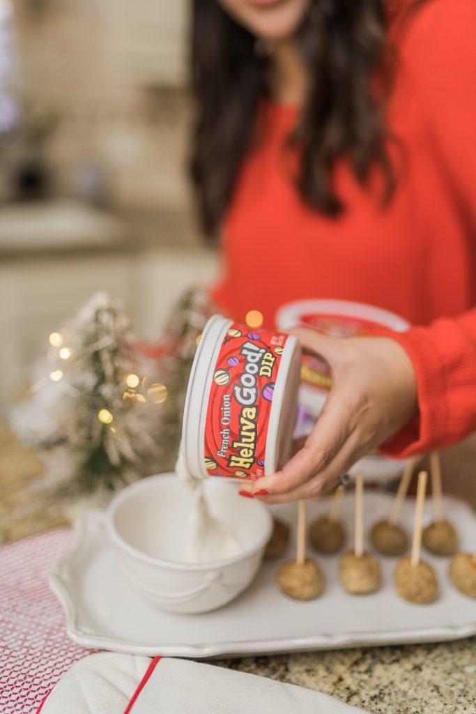 Heluva Good! Dip holiday appetizer idea